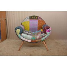 Retro Kantha Nest Chair (18 of 39)