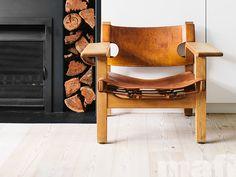 Timber Floors I Larch I Lye Treated Brushed White Oil I Mafi