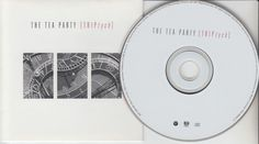 THE TEA PARTY Triptych (CD 1999) Canada Rock Band 12 Songs Album FREE SHIPPING #Industrial
