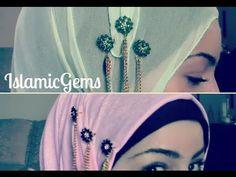 IslamicGems Hijab Pins Tutorial - http://jewelry.artpimp.biz/bracelets/islamicgems-hijab-pins-tutorial/