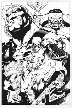 Recent Superman Commission by EdMcGuinness on DeviantArt
