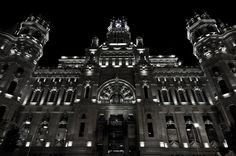 Madrid city hall by Dlahera  on 500px #dlahera #madrid #palaciodecomunicaciones #cityhall #spain #travellers