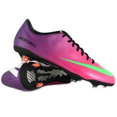 NIKE - MERCURIAL VAPOR IX FG Nike Soccer 6d3fc420fd03d