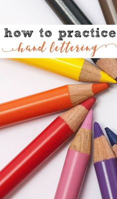 Handwriting practice tools and tips! Hand lettering, calligraphy tips. Practice makes perfect.
