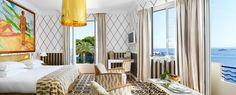 Hotel Belles Rives : Antibes, Juan les Pins. French Riviera