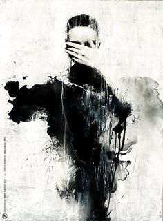 Items similar to 60615 lllustration art photo print signed by the artist. on Etsy - Items similar to 60615 lllustration art photo print signed by the artist. on Etsy 60615 lllustration art photo print signed by the by JarekKubicki Art And Illustration, L'art Du Portrait, Portraits, Figurative Kunst, Photo Print, Photo D Art, Photo Wall, Inspiration Art, Contemporary Abstract Art