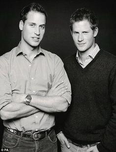 William + Harry
