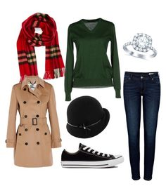 """Fall 2015 University Student Look"" by haliz-doskee on Polyvore"