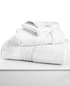 Hotel Collection Turkish Bath Towel Collection, Only at Macy's - Bath Towels - Bed & Bath - Macy's Hotel Collection Towels, Pottery Barn Teen Bedding, Turkish Bath Towels, New Condo, White Towels, Washing Clothes, Hand Towels, Pure Products, Cotton