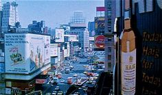 """Times Square (1968). From """"Midnight Cowboy"""""""