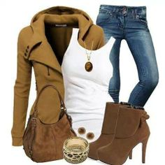 Hoodie & boots!