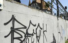 Grupo vai cobrir pichações de Blumenau | Pancho