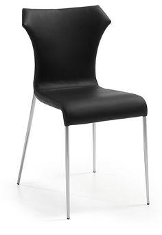 Albert chair - zwart - Kave