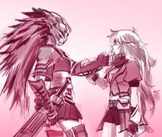 Yang and Raven