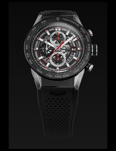 26a7e8db395 The TAG Heuer Carrera Heuer 01 was introduced at Baselworld 2015.