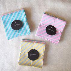 ハンカチ・3枚set Packaging, Electronics, Wrapping, Consumer Electronics