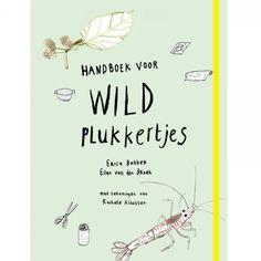 Handboek voor Wildplukkertjes Agora - Kudzu eco webshop