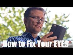 The Best Exercise to Correct Bad Eyesight! - YouTube