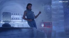 """#3 Daniel Kleinman """"Frozen Pint"""" (Rattling Stick) Back in the habit...Jean-Claude's at it again, dancing his little heart out in his fortress of ice. #Director #Advertising #Creative"""