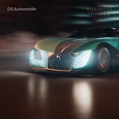This concept car comes complete with passenger cocoons and a coffee machine. Exotic Sports Cars, Cool Sports Cars, Sport Cars, Cool Cars, Future Concept Cars, Future Car, Huracan Lamborghini, Ferrari 458, New Luxury Cars