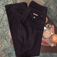 Hudson Jeans Good condition Hudson jeans size 25 inseam 33 Hudson Jeans Jeans Boot Cut