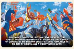 50 Delightful DC Comics Facts You May Not Know  Read More: 50 Delightful DC Comic Facts You May Not Know | http://comicsalliance.com/dc-comics-facts/?trackback=tsmclip