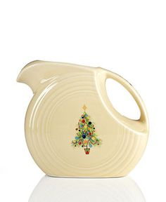 Fiesta Christmas Tree Collection Casual Dinnerware Dining  - Fiesta Christmas Tree Dinnerware