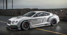 2012 Bentley Continental GT3