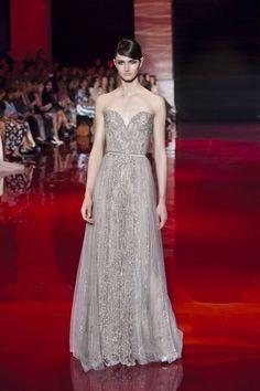 ELIE SAAB Haute Couture - AUTUMN/WINTER 2013 - 2014 Paris Fashion Week #PFW