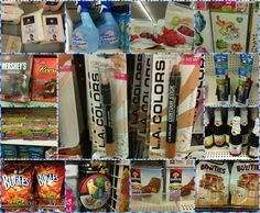 More Dollar Tree finds! Dollar Tree Finds, Energy Drinks, Beverages, Canning, Chocolate, Chocolates, Home Canning, Brown, Conservation