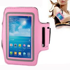 Jogging Cycling Gym Arm Band Armband Case for Samsung Galaxy Note 2 N7100 3 4 iPhone 6 Plus