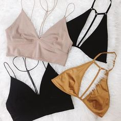 2a48ce2e06e Hardest decision we ll make all day All our fave bralettes back in stock!