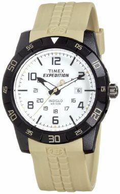 Timex Expedition Men's Rugged Core Analog Watch T49832SU with Beige Rubber Strap has been published to http://www.discounted-quality-watches.com/2012/05/timex-expedition-mens-rugged-core-analog-watch-t49832su-with-beige-rubber-strap/