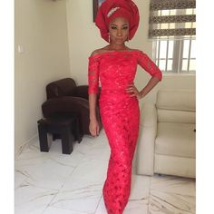 lace iro and buba styles - Google Search