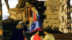 Dissecting Botticelli's Adoration of the Magi - James Earle