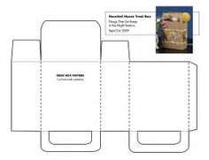 Image result for Printable Gift Box Templates