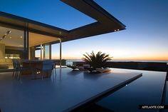 Minimalist home with million dollar 270-degree view.