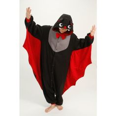 Bat Kigurumi Animal Onesies