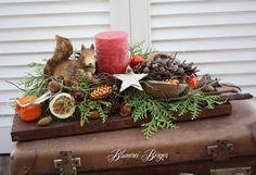 Die 73 Besten Bilder Von Basteln Mit Naturmaterialien Christmas