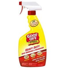 "Just used Goop Off's ""Professional Strength Remover"" to wipe away years' worth of dried latex paint spatters on my laundry room's plastic utility sink.  It will take several cleanings...but am saving the expense of a new sink!!"