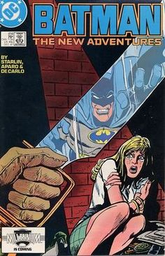 Chris is on Infinite Earths: Batman #414 (1987)