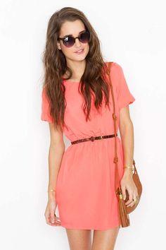 Scalloped Cutout Dress | Shop Clothes at Nasty Gal