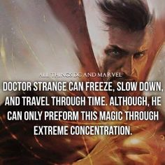 Follow @eNebriated for some more awesome content!.. I can't wait for Dr Strange…