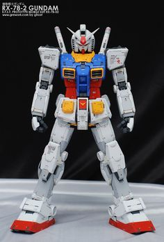 PG Gundam - Customized Build Modeled by ghost Christian Tumblr, Andrew Christian, Geeky Wallpaper, Gundam Tutorial, Perfect Grade, Gundam Toys, Gundam Mobile Suit, Gundam Custom Build, Sci Fi Models