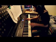 Smashing Pumpkins - Cherub Rock - piano cover [HD]