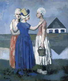Picasso's Women | Tutt'Art@ | Pittura * Scultura * Poesia * Musica |
