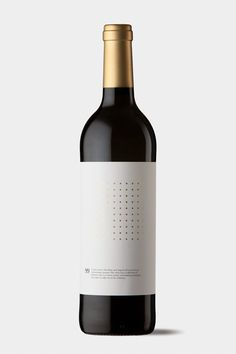 Dotted Grid Wines on Packaging of the World - Creative Package Design Gallery