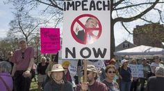 Impeachment marches will fill the streets in July