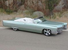 Gorgeous 67' Cadillac