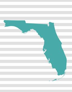 Florida silhouette